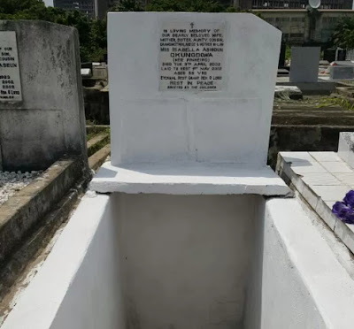 ojb jezreel buried in undesired tomb
