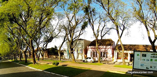 Lapa, Paraná, Caminho das Tropas