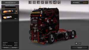 Schubert Scania R V 2.0 mod