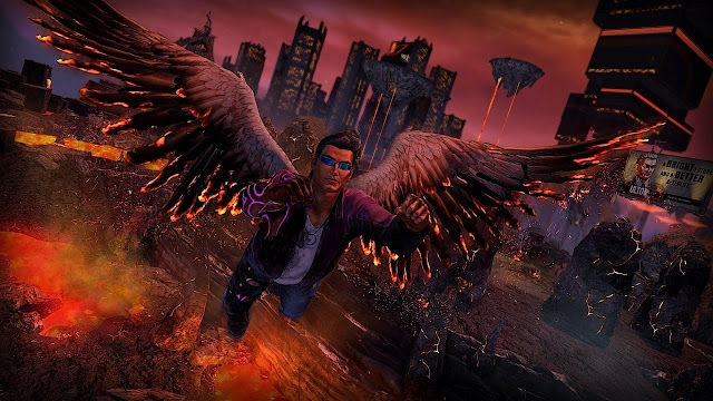 Saints Row Gat Out of Hell Download For PC