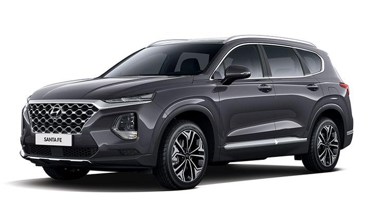 현대자동차, 대한민국 대표 중형 패밀리 SUV '2019 싼타페' 출시