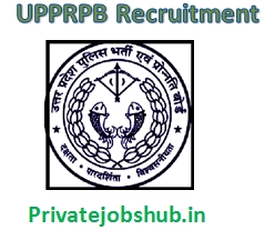 UPPRPB Recruitment