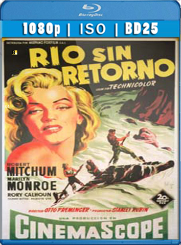 River of No Return (1954) Latino [BD25] [1080p] [GoogleDrive] TeslavoHD