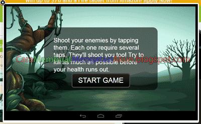 cara membuat game online seperti point blank