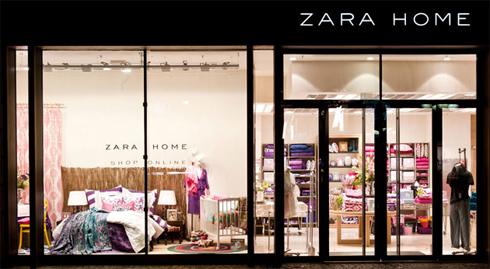 Mundo das marcas zara - Zara home coruna ...