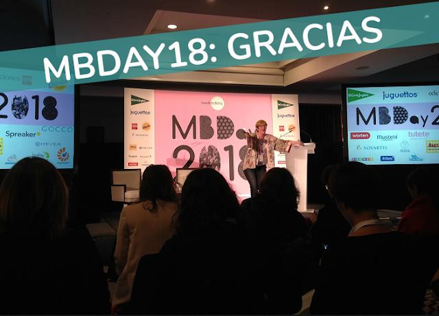 Mbday18: Gracias