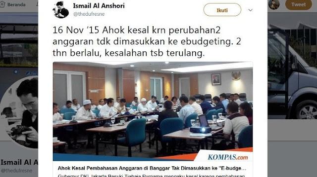 Beda Gaya AHok dan Anies Memimpin Jakarta