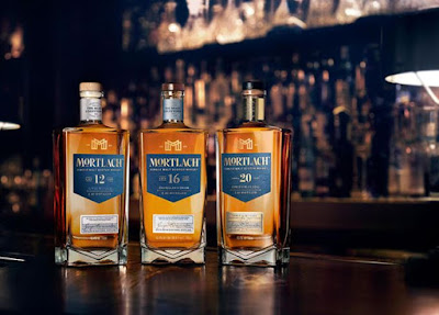 Mortlach 12YO, 16YO and 20YO