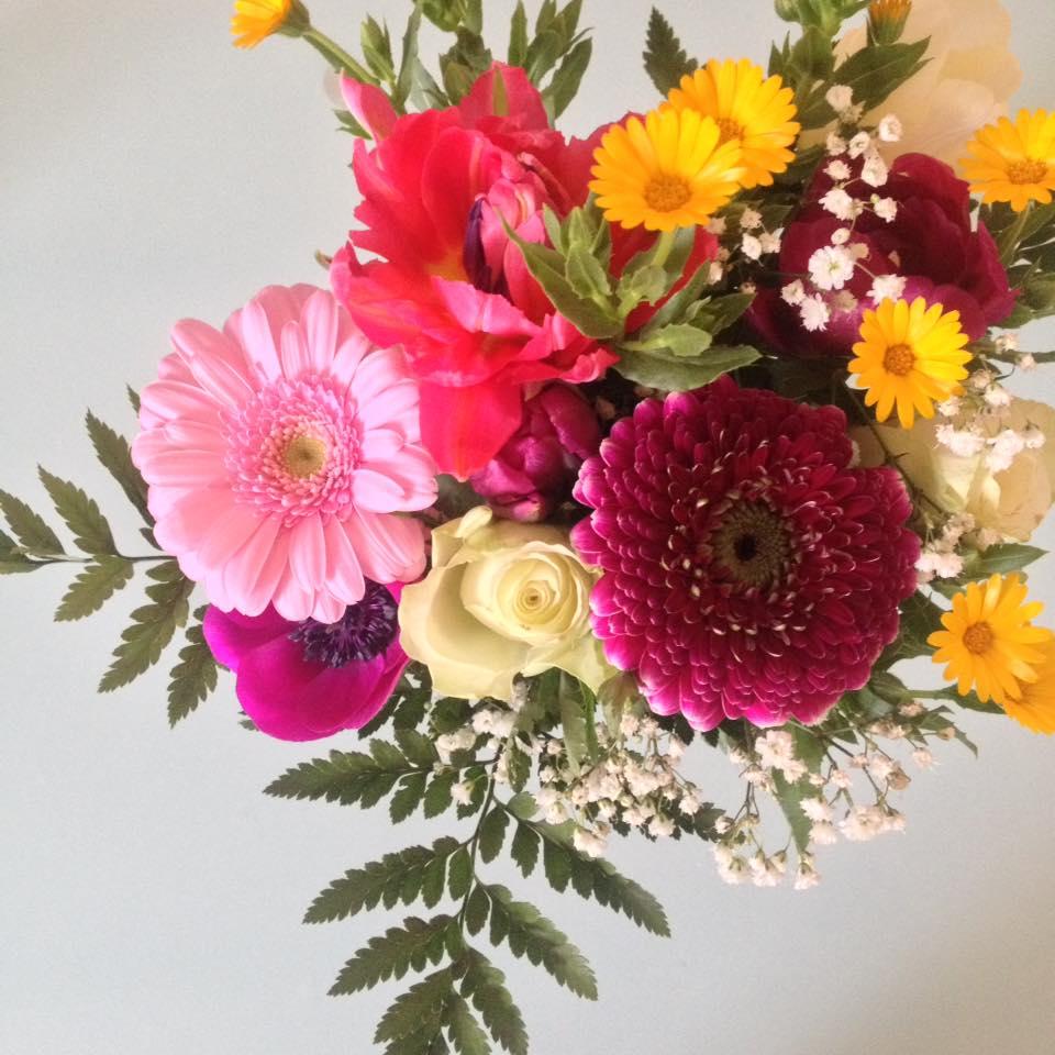 Bouquet pour mes 24 ans