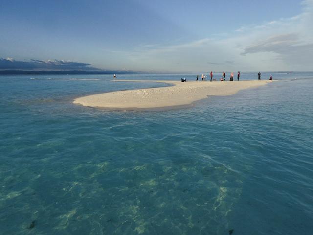 Pulau%2BPasir%2BTimbul 4 Tempat Wisata Eksotis Di Papua Selain Raja Ampat