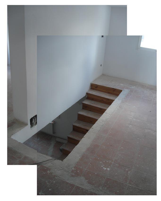 Cómo Hacer Una Barandilla Artesanal En Una Escalera