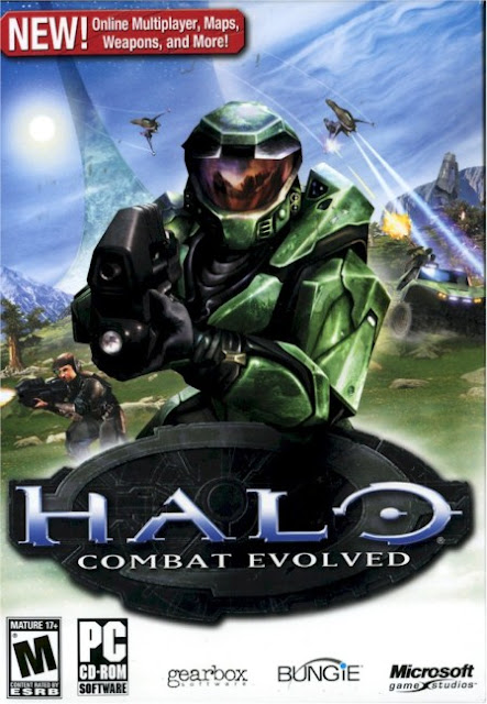 Capa de Halo, Combat Evolved.