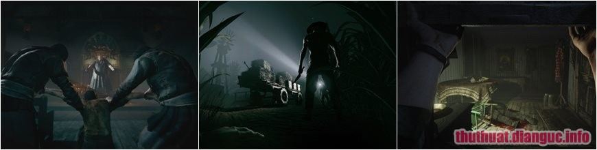 Download game Outlast 2 miễn phí
