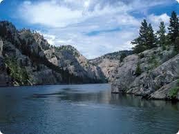Sungai Missouri (Sungai terpanjang di Amerika)