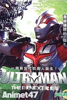 Ultraman The Next - Siêu Nhân Ultraman The Next 2004 Poster