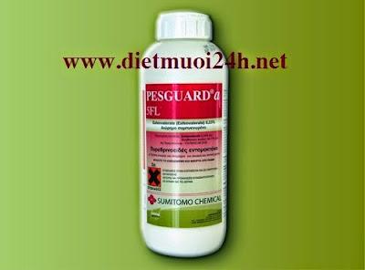 Thuốc diệt côn trùng Pesguards alpha 5FL