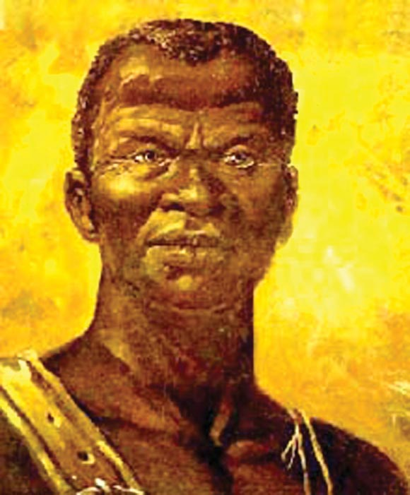 Ritz Lagoa da Anta : Você conhece a história de Zumbi dos Palmares?