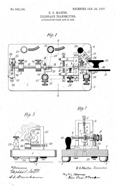 Don't Bug OUT when hearing a Vibroplex semi-automatic key