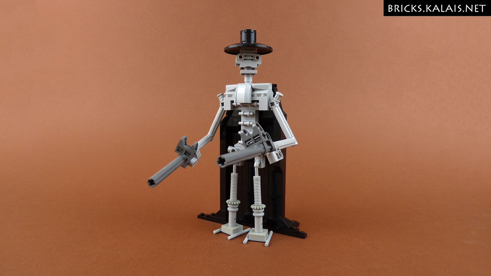 [MOC] Shelby - mobster