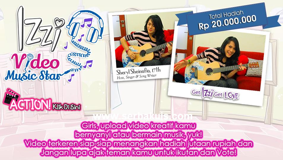Kontes Video Musik Berhadiah Uang Total 20 Juta Rupiah