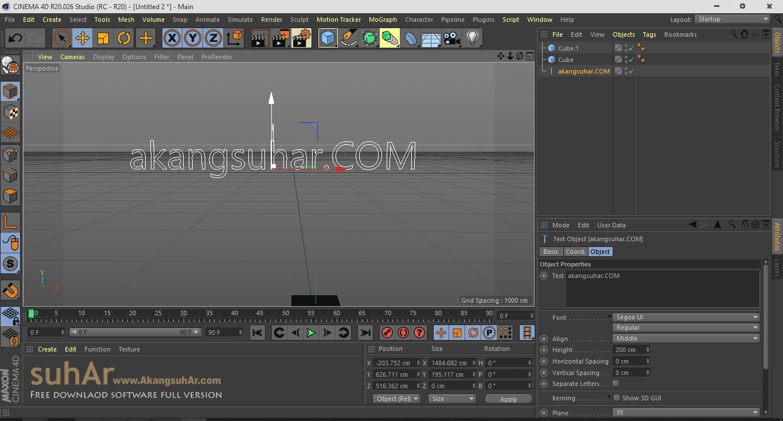 Gratis Download Maxon CINEMA 4D Studio R20 Full Crack Terbaru, Maxon CINEMA 4D Studio R20 Registration Code, Maxon CINEMA 4D Studio Activation Code, Maxon CINEMA 4D Studio Full Patch