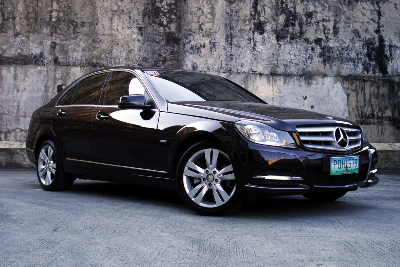 Review: 2012 Mercedes-Benz C 200 CGI BlueEFFICIENCY