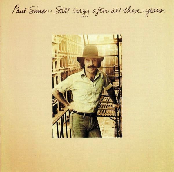 Paul Simon - Still Crazy cover