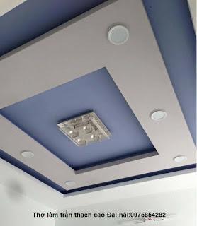 Nhà mái tôn nên làm trần gì để chống nóng và có độ bền tốt nhất ?