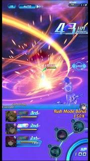Star Ocean Anamnesis v1.0.1 Apk Mod (Weaken Enemy, Skill)