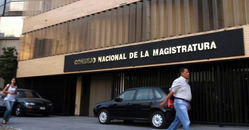 CNM: Miles de postulantes a jueces y fiscales tendrán examen escrito de carácter eliminatorio el 24 de junio - www.cnm.gob.pe