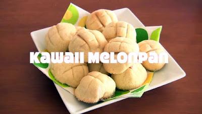 Bite-Sized Melonpan