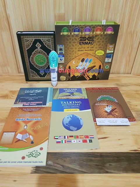 Al Quran PQ 99 Read Pen Memory