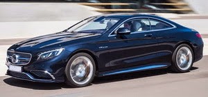Mercedes-Benz Prepare a version of the Coupe, S65 AMG