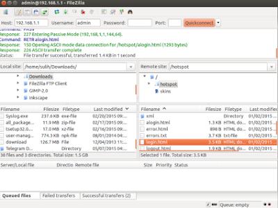 file html hotspot login