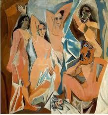 Las demoiselles, Picasso