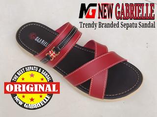 Sandal NewGabrielle clasik sederhana