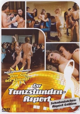 Der Tanzstunden-Report / School for Swingers / Techniques of Love. 1973.