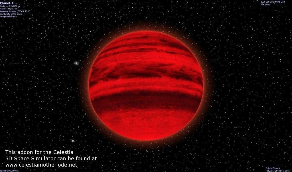 Hercolubus planet x nibiru