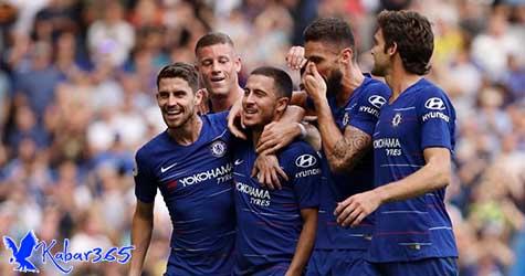 Chelsea ke Puncak Langkahi Liverpool di Posisi Klasemen