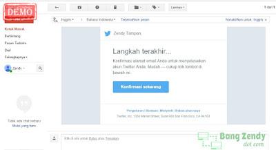 Cara Membuat Akun Twitter Terbaru Dan Mudah