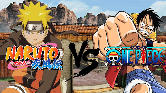 Crossover Movie Naruto dan One Piece