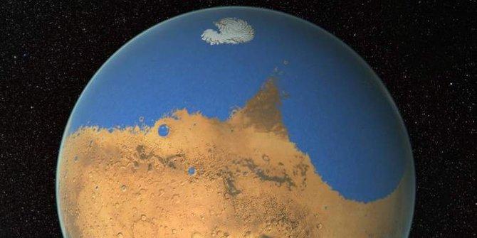 5 Fakta Penemuan Air di Mars yang Menghebohkan Dunia