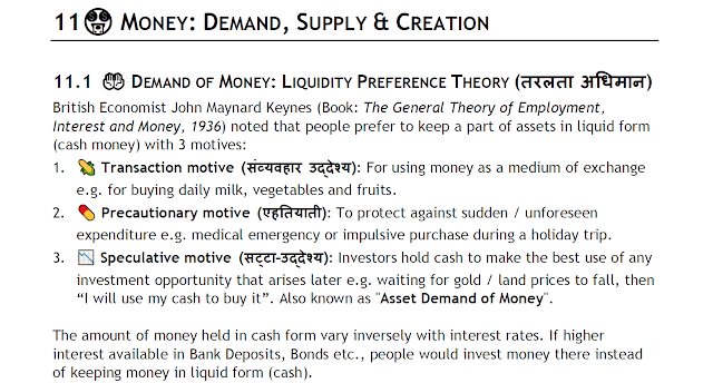 Mrunal Economy Handout pdf 2020