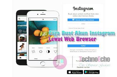 Menjadi salah satu aplikasi media umum yang sangat digemari ketika ini instagram memberik Nih Cara Buat Account Instagram Terverifikasi Lewat Web Browser (Google)