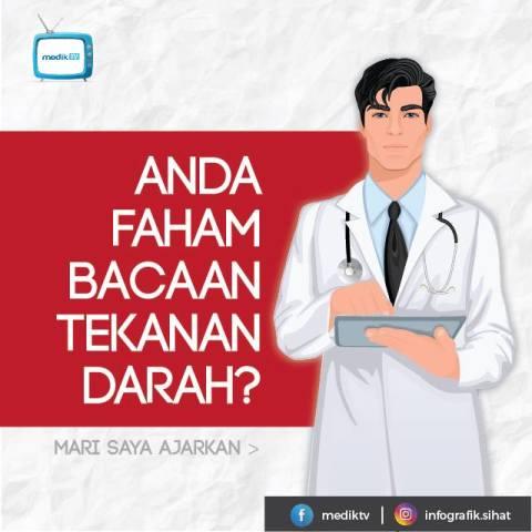 Cara Baca Tekanan Darah!