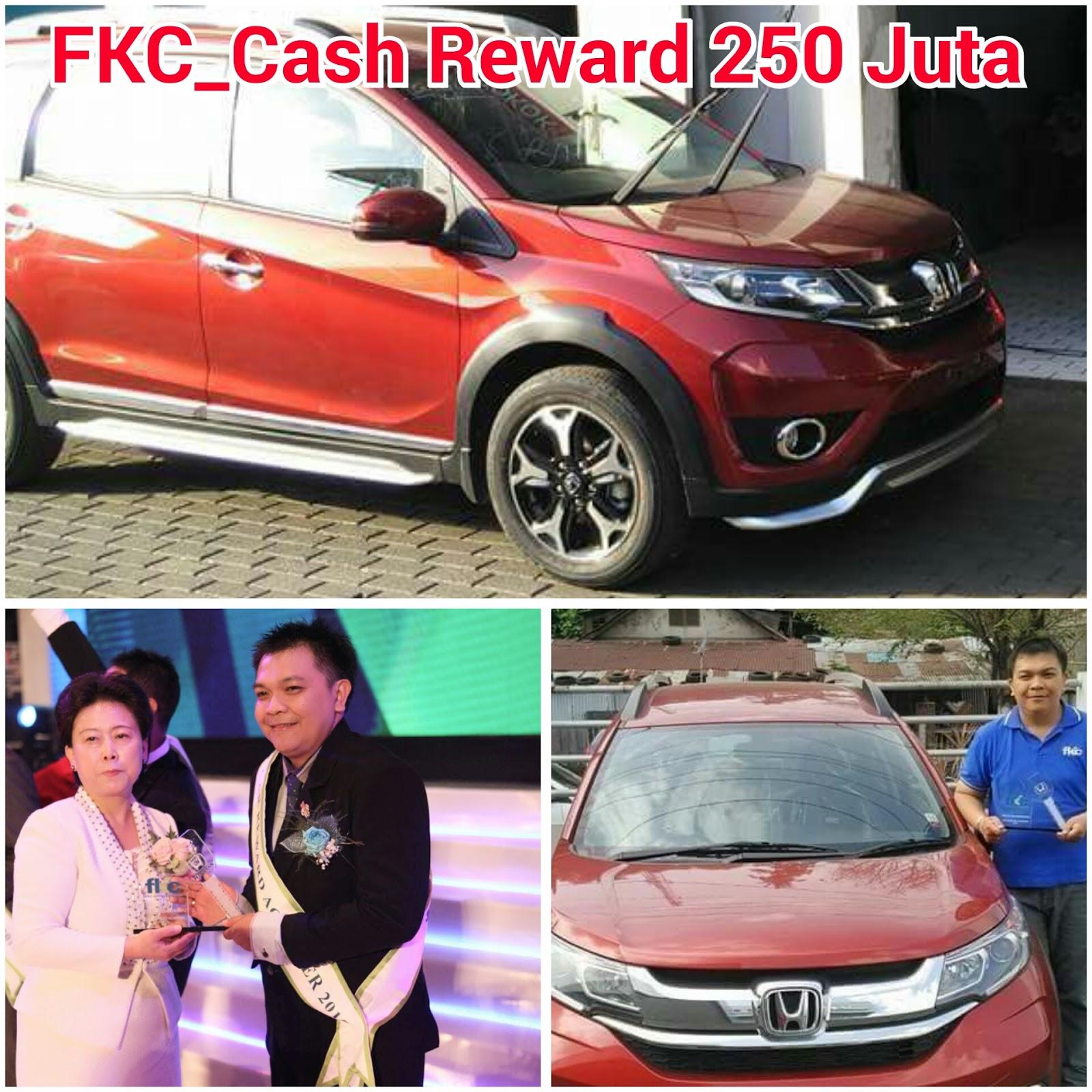 Bisnis Fkc Syariah - Reward Ferna Rondonuwu