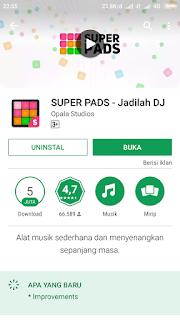 Bermain Pad DJ Pada Android