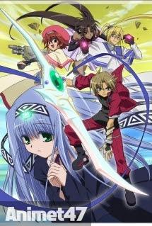 Elemental Gelade - Anime Elemental Gelade 2013 Poster