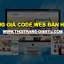 Code web bán hàng chuẩn SEO, MOBILE
