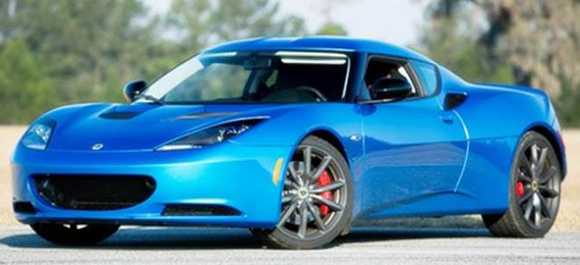 2017 Lotus Exige Price
